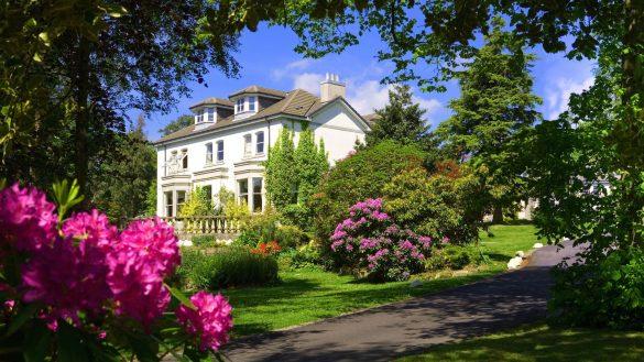 Das 5-Sterne Marcliffe Hotel and Spa liegt in einem Landschaftspark vor den Toren von Aberdeen