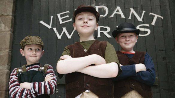 Verdant Works erzählt die Geschichte der Jute-Herstellung in Dundee und wurde unter anderem zum Industriemuseum des Jahres gewählt