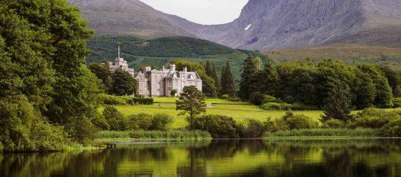 Inverlochy Castle Hotel ist ein Country House der Luxus-Klasse