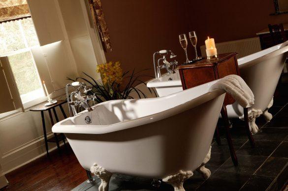 Das Boath House bei Nairn ist ein renommiertes Restaurant with Rooms