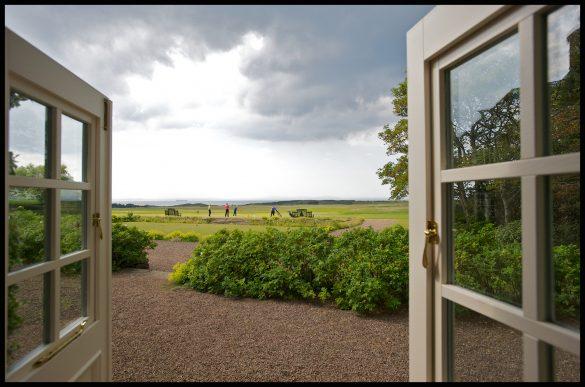 Das Greywalls Hotel in East Lothian ist ein Paradies für Golffreunde