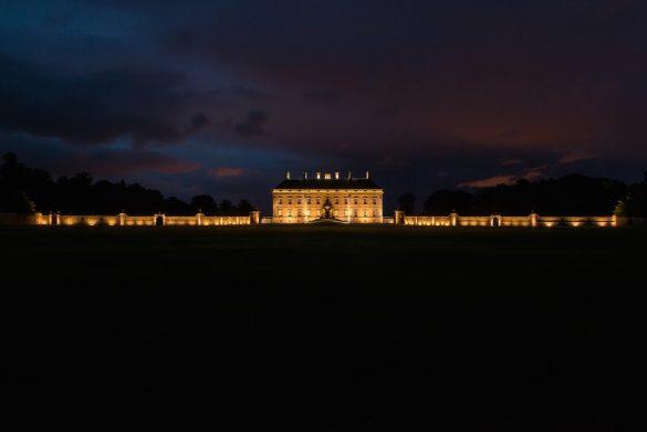 Kinross House ist ein sehr exklusives Herrenhaus unweit von Edinburgh