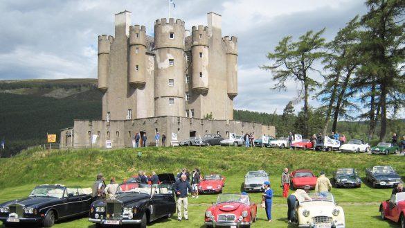 Hinter seiner trutzigen Fassade bewahrt Braemar Castle über 400 Jahre schottischer Geschichte
