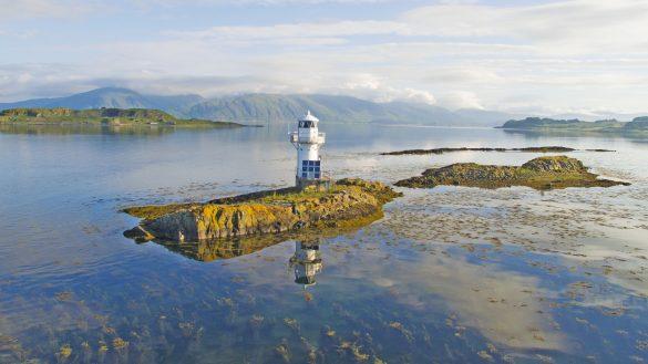 Das Airds Hotel in Port Appin an der Westküste Schottlands hat viel Neues zu bieten