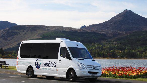 TripAdvisor hat Rabbie's Tours die Auszeichnung »No 1 Multi-Day Tour in the World« verliehen