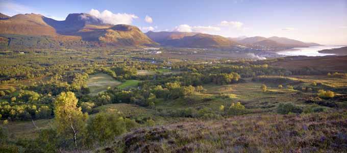 Wandern und Radwandern in Schottland mit Boundless Reisen