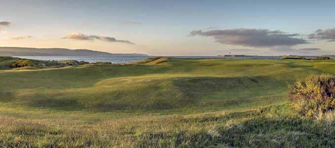Der Fortrose & Rosemarkie Golf Club an der Südküste der Black Isle ist einer der ältesten Golfplätze der Welt