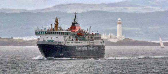 Im Monat Dezember 2018 gibt es viel Neues von CalMac Ferries zu berichten