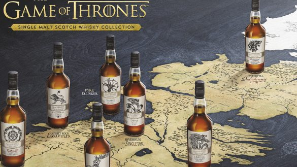 Hier geht es zu der einzigartigen Game of Thrones Single Malt Scotch Whisky Collection