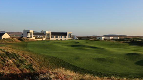 Das Machrie Hotel & Golf Links ist die einzige 5-Sterne Unterkunft auf der Insel Islay