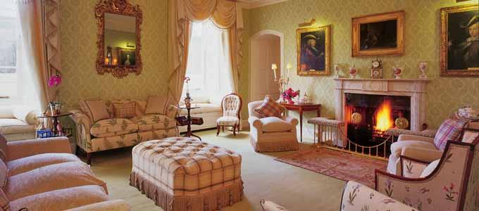 Zu Ballindalloch Castle and Gardens gehört auch ein lebendiges Highland Estate mit verschiedenen Geschäftsbereichen