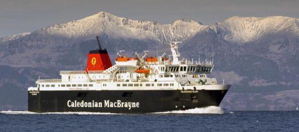 CalMac Ferries geht bei der Fertigung zweier neuer Fährschiffe voll auf Öko-Kurs