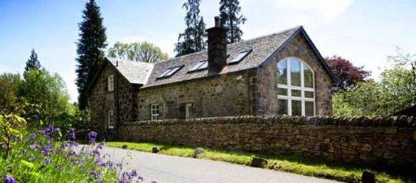 Schottland-Ferienhäuser von Cottages & Castles werden von John Francis bei Britain.de angeboten