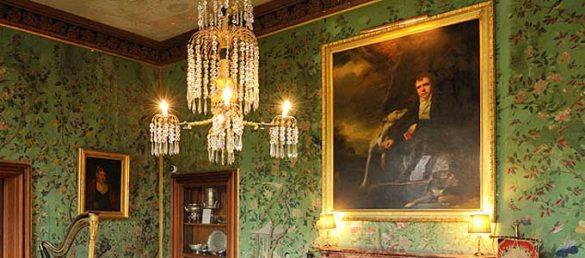 Sir Walter Scott aus den Scottish Borders gilt als einer der bedeutendsten Schriftsteller Schottlands