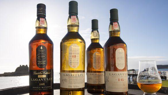 Die Lagavulin Distillery ist eine von zur Zeit neun Whiskybrennereien auf der Insel Islay