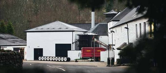 Diverse Events werden in der Glenturret Distillery angeboten