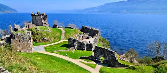 Mit ZeitRäume verbringen die Gäste Schottland Reisen auf die entspannte Tour