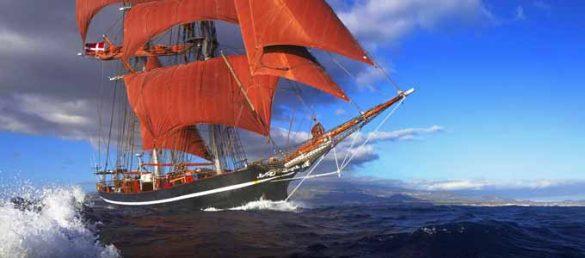 Dieser Segeltörn geht von Orkney zu den Hebriden vor Schottlands wilder Nordküste