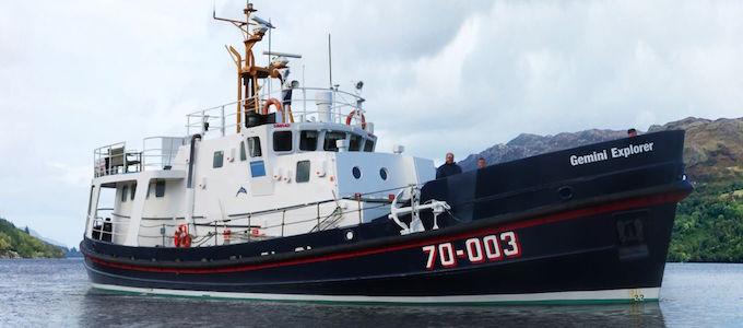 St Hilda Sea Adventures bieten Naturerlebnisse und Seefahrerträume