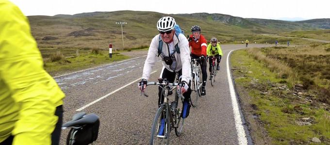 Der Veranstalter Biketeam Radreisen aus Freiburg bietet ein umfangreiches Schottlandprogramm