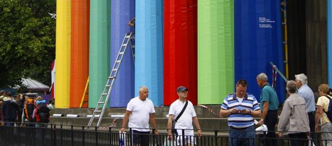 Das Edinburgh International Festival ist eine der weltweit renommiertesten Veranstaltungen rund um Kunst und Kultur