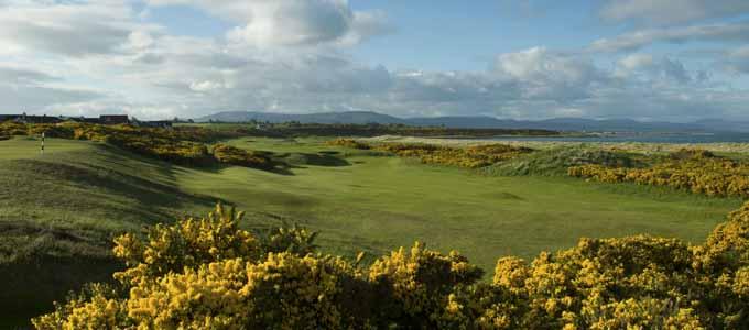 Fairways Scotland bietet eine Fülle von Luxus-Golfreisen in Schottland an