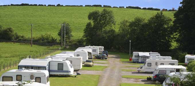 Der gut ausgestattete Glenearly Caravan Park liegt im schönen Dumfriesshire im Südwesten Schottlands