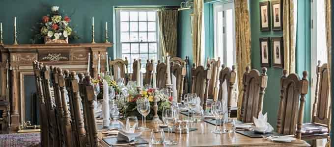 Das Glenmorangie House  bei Tain ist ein friedvolles 5-Sterne Refugium fernab von der Hektik des Alltags