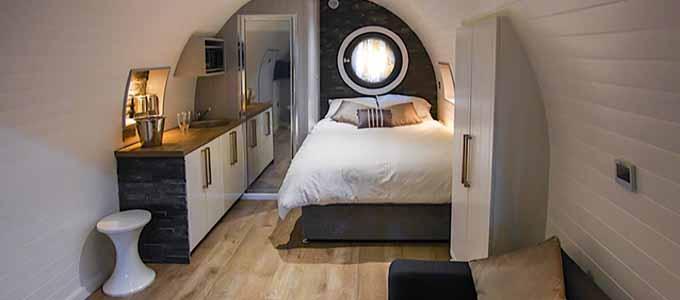Highfield Holidays ist ein Campingplatz für Genießer unweit von Oban an der schottischen Westküste