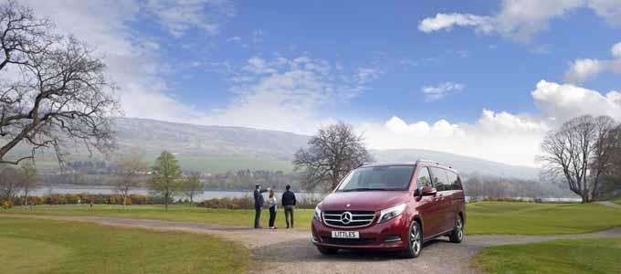 Little's Luxury Chauffeur Driven Travel & Touring ist ein Transportunternehmen der Spitzenklasse