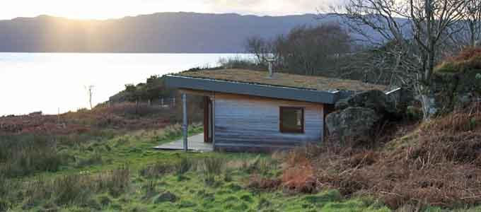 Portavadie am Loch Fyne ist ein zauberhafter Rückzugsort für Paare und Familien