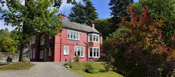 Torrdarach House B&B in Pitlochry zeichnet sich durch seinen deutschsprachigen Rundum-Service aus