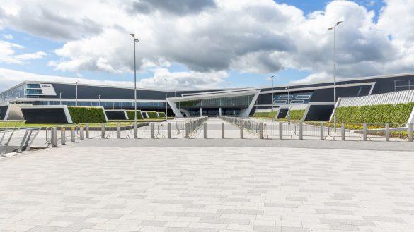 Das Event- und Konferenzzentrum P&J Live in Aberdeen ist eröffnet