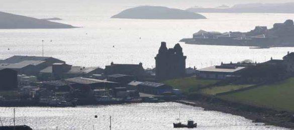 Auf der Insel Foula im äußersten Norden Schottland verspürt man eine besondere Magie
