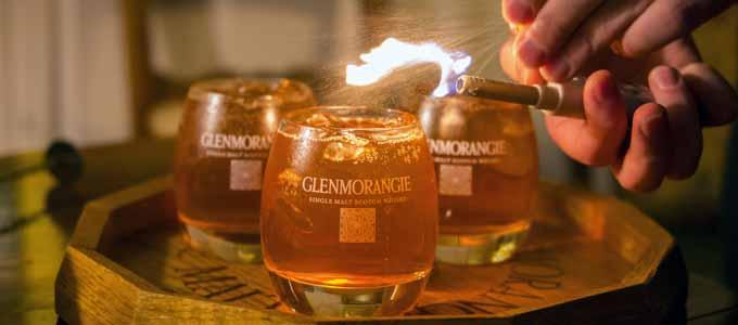 Das Single Cask Package von Glenmorangie House erfreut Whisky-Liebhaber