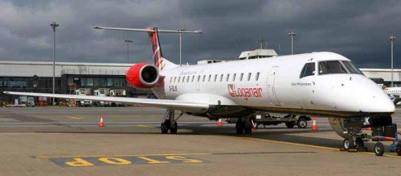 Mit Loganair auch im Jahr 2020 von Düsseldorf nach Glasgow