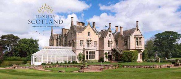 Der Oktober-Newsletter von Luxury Scotland hat viel Neues zu berichten