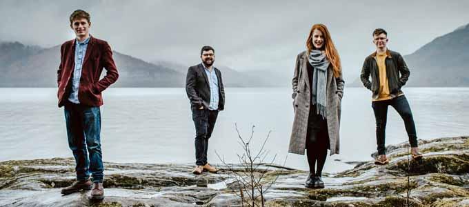 Die Young Scots Trad Awards Winner Tour in Deutschland 2020