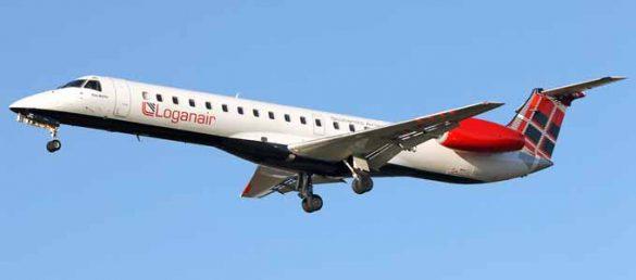 Von Hannover nach Edinburgh mit Loganair ab dem 17. April 2020