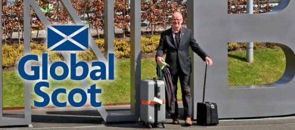Der SchottlandBerater Wilfried Klöpping ist jetzt auch als GlobalScot unterwegs