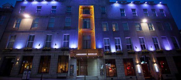 Das Aberdeen Douglas Hotel im Herzen der Metropole an der Ostküste Schottlands verfügt über 98 Gästezimmer