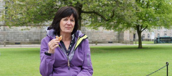Für Edda Neitz stellt die Metropole Aberdeen eine Liebe auf den zweiten Blick dar