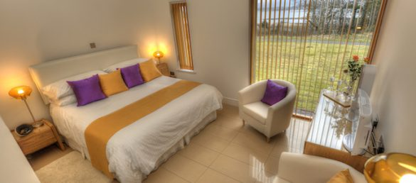 Ardtorna ist ein 5-Sterne Bed&Breakfast nördlich der Hafenstadt Oban