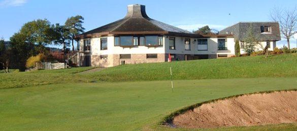 Der Banchory Golf Club bietet einen 18-Loch/Par 69 Golfplatz in herrlicher Lage in Royal Deeside