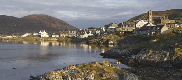 Die schottische Inselwelt vor der Westküste wird auf allen Fährstrecken von CalMac Ferries bedient