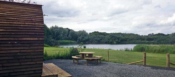 Unweit des berühmten John Muir Country Park liegt der Belhaven Bay Caravan Park in East Lothian