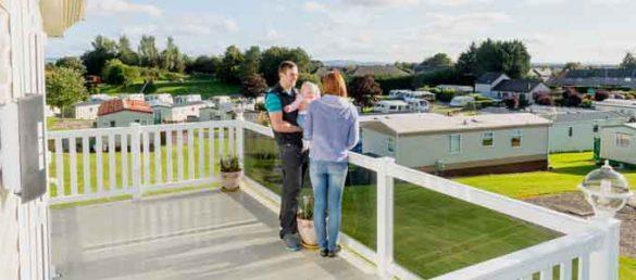 Der Blairgowrie Holiday Park in Perthshire wurde im Jahr 2016 als schönster Campingplatz ausgezeichnet