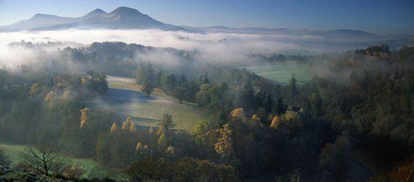 Katherine Pearson empfiehlt mit der Borders Railway ganz entspannt in den Süden Schottlands fahren