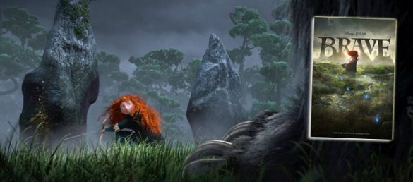 Im Sommer 2012 kommt der Animationsfilm »Brave« in die deutschen Kinos