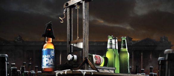 Die inzwischen weltweit operierende Brewdog Brauerei hat ihren urspring in Fraserburgh